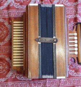 Рояльная гармонь Елецкая мастеровая