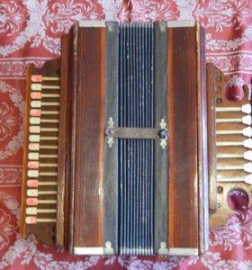 Мастеровая гармонь рояльная Елецкая