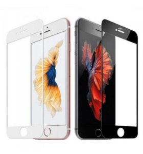 Защитные стёкла для iPhone