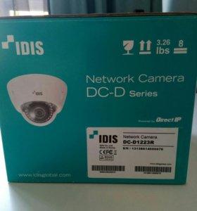 Камера наблюдения Idis DC-D1223R новая