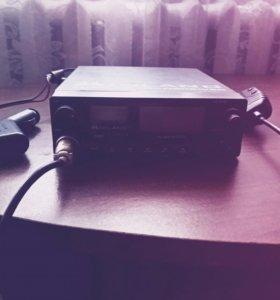 Радиостанция плюс антена