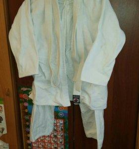 Кимоно для дзюдо на подростка