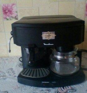 Кофемашина moulinex