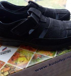 Туфли размер 33 новые