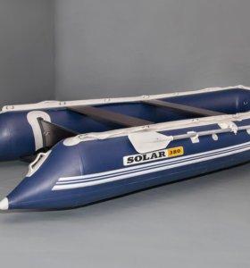 Лодка ПВХ solar 380