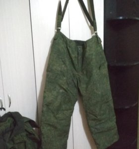 Ватник. Военная форма. Только штаны