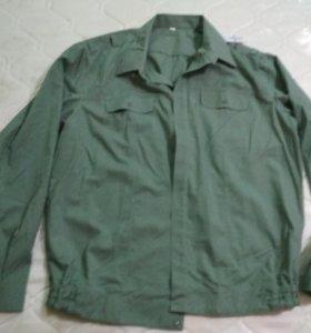 Рубашка военная.