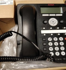 IP телефон 1608-I IP deskphone global icon only