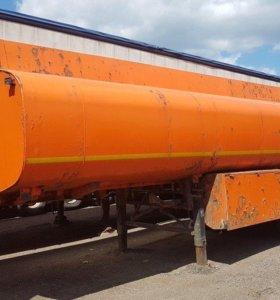Полуприцеп бензовоз 2006 год