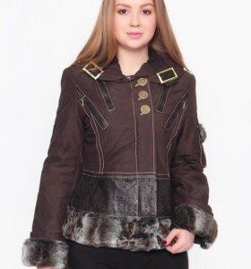 Куртка женская демисезон(новая и неношенная)