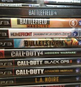 PS3 игры, набор 1.
