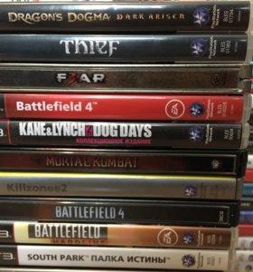 PS3 игры, набор 8.