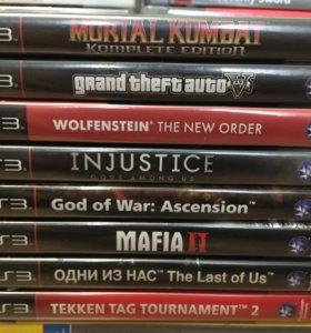 PS3 игры, набор 14.