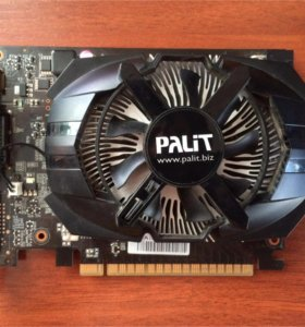Nvidia GeForce GTX 650 1 gb (palit)
