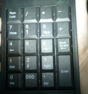 Мини клавиатура