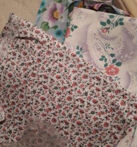 Ткань для шитья новая.