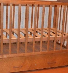 Детская кроватка Можга знамя