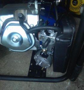 Гибридный генератор спец sb 6500( газ-бензин)