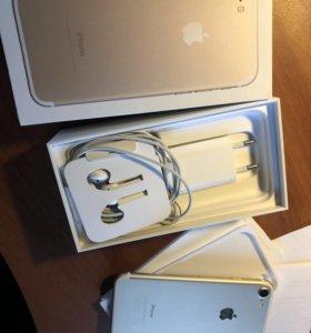 iPhone 7 128 Гб Gold