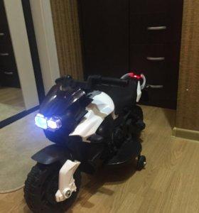 Детский, мотоцикл