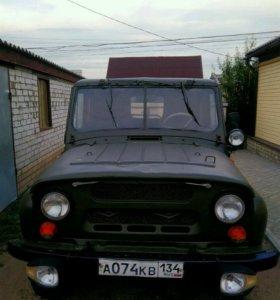 УАЗ 469, 1975