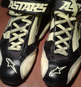 Ботинки для картинга alpinestars размер 36