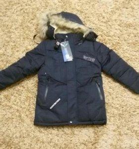Новые Зимнии Куртки