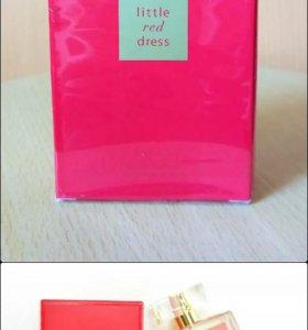 парфюмерная вода Little Red Dress для женщин новая