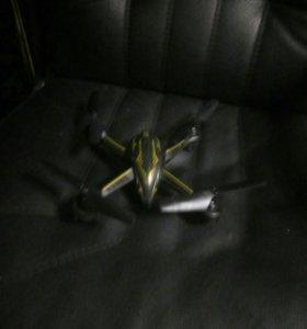 Квадрокоптер, мышка и колонка