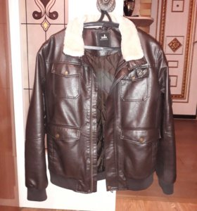продам куртку пилот фирма zolla