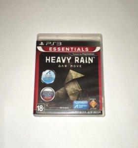Heavy rain на PS3