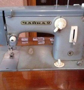Швейная машинка Чайка2
