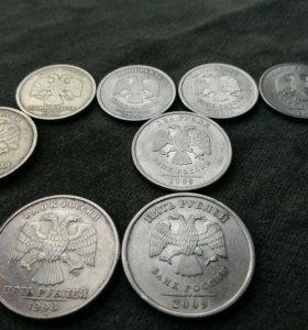 Монеты (СПМД)