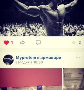 Спорт пит Из Англии (Muprotein)
