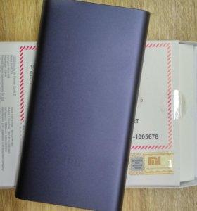 Xiaomi Ultra-thin 10000mAh QC Power Bank 2 PLM02ZM