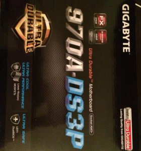 Gigabyte motherboard 970a-ds3p