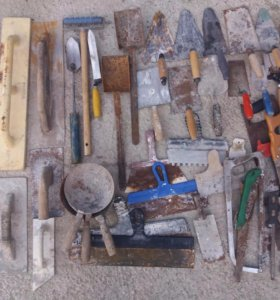 Инструменты разные, б/у, на все случай жизни