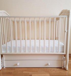 Кроватка детская (Гандылян Шарлотта)