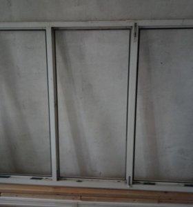 Окно пвх 2060х1440