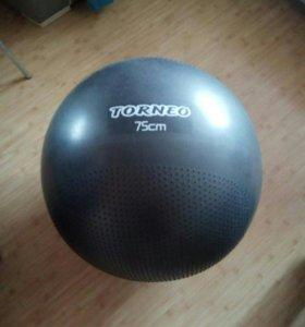 Мяч для йоги,фитнес мяч,мяч гимнастический.75см