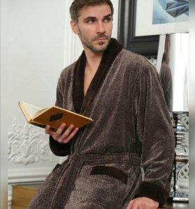Продается мужской халат(Турция)
