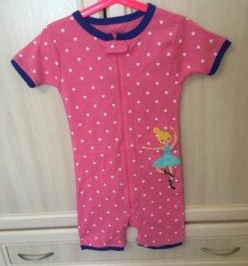 Пижама Carter's 4-5 лет