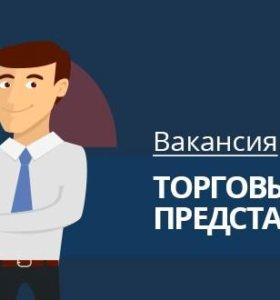 Торговый представитель Иркутск
