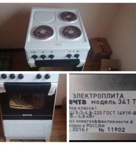 Электроплита МЕЧТА НОВАЯ!