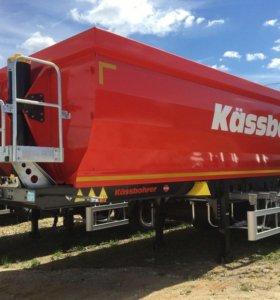 Полуприцепы самосвальные Kassbohrer 32 м3 новые