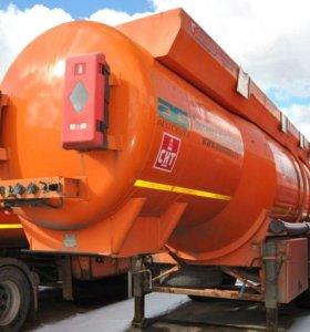 Полуприцеп цистерна 96484В 2012г.в