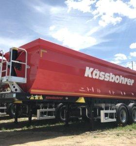 Самосвальный полуприцеп Kassbohrer 32 м3