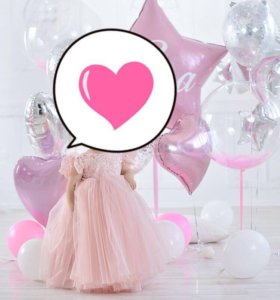 Детское платье очень красивое и замечательное))