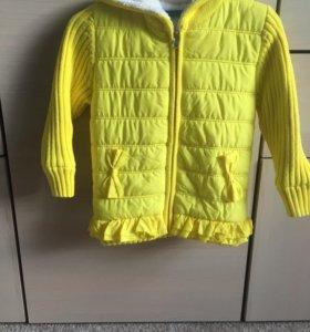 Курточка Пеликан размер98