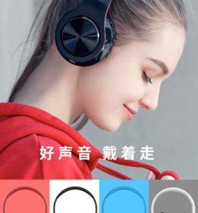 Наушники беспроводные Bluetooth-гарнитура